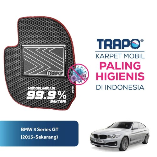 Foto Produk Karpet Mobil EVA Premium BMW 3 Series GT (2013-Skrng) Trapo + Bagasi dari Trapo Indonesia