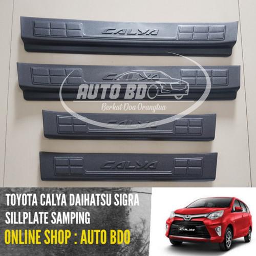 Foto Produk JSL Sil Plate Silplate Sillplate samping Calya & Sigra dari Auto BDO Berkat Doa Ortu