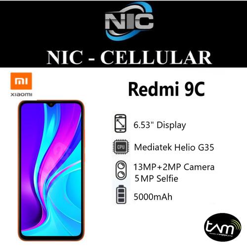 Foto Produk Xiaomi Redmi 9C Ram 3/32 GB Garansi Resmi dari Nic-cell