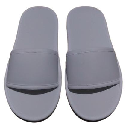 Foto Produk sandal hotel slipper souvenir rumah sakit villa spa amenities 4mm - Putih dari Saung Alaska