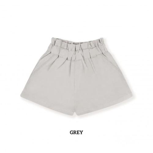 Foto Produk LITTLE PALMERHAUS Girl Casual Short - Celana Pendek Anak (GREY) - 4 tahun dari Lemari Anak