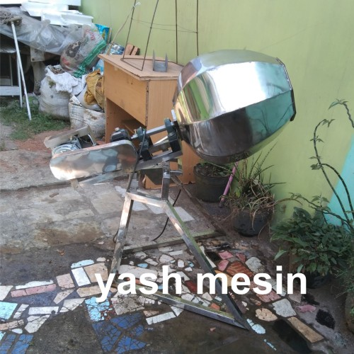 Foto Produk MESIN ADUK BUMBU MOLEN MAKANAN MINI dari yash mesin