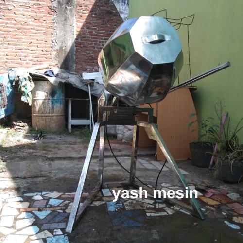 Foto Produk mesin aduk pencampu bumbu keripik mini dari yash mesin