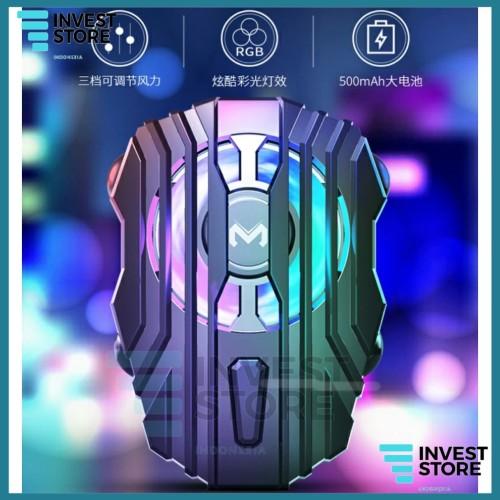 Foto Produk Memo FL01 Pendingin HP / Cooler HP / Cooling HP 500mAh Gaming Fan dari MEMO INDONESIA OFFICIAL