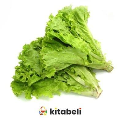 Foto Produk Green Curly/Selada Keriting Hijau Bandung 250 gr dari Kitabeli Official