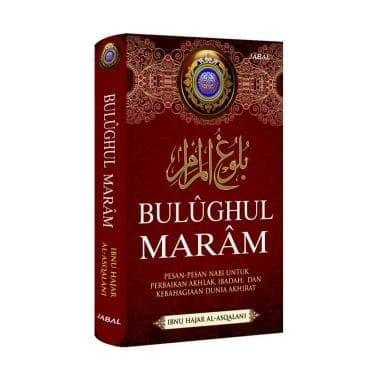 Foto Produk Kitab Bulughul Maram - Ibnu Hajar Al Asqalani - Buku Agama Islam dari Kinantikomik