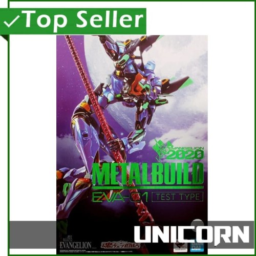 Foto Produk METAL BUILD EVANGELION UNIT 01 (EVA2020) / METABI EVA 1 BANDAI dari Unicorn Toys