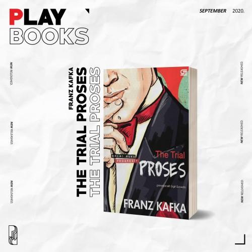 Foto Produk The Trial - Proses- (Franz Kafka) dari Play Books
