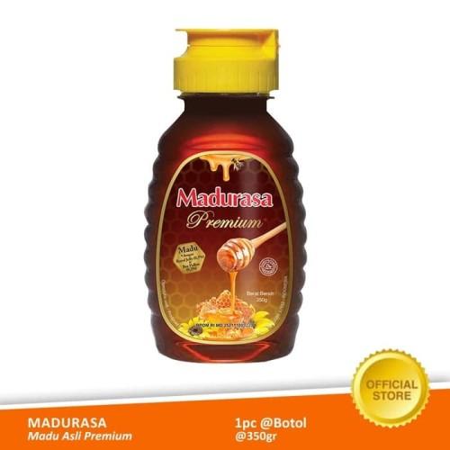 Foto Produk MADURASA BOTOL PREMIUM 350gr PET dari Air Mancur Official Shop
