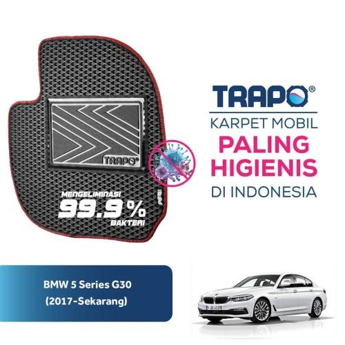 Foto Produk Karpet Mobil Trapo BMW 5 Series G30 (2017-Sekarang) - Bagasi Saja dari Trapo Indonesia