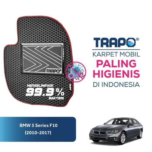Foto Produk Karpet Mobil BMW 5 Series F10 (2010-2017) Trapo Indonesia + Bagasi dari Trapo Indonesia