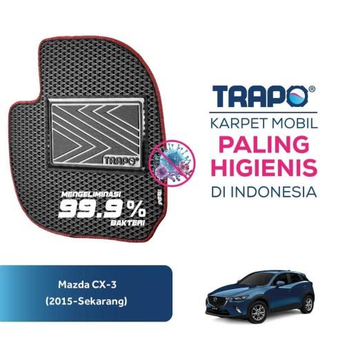 Foto Produk Karpet Mobil Trapo Mazda CX-3 (2015-Sekarang) + Bagasi dari Trapo Indonesia