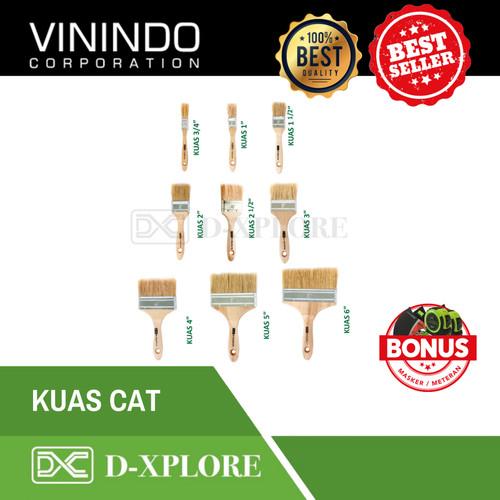 Foto Produk KUAS CAT 168 D-XPLORE - 2 INCH dari VININDO OFFICIAL STORE