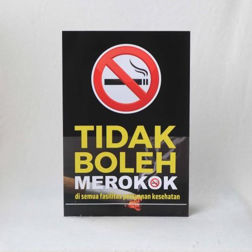 Foto Produk Poster Larangan Merokok 2 dari Syafana