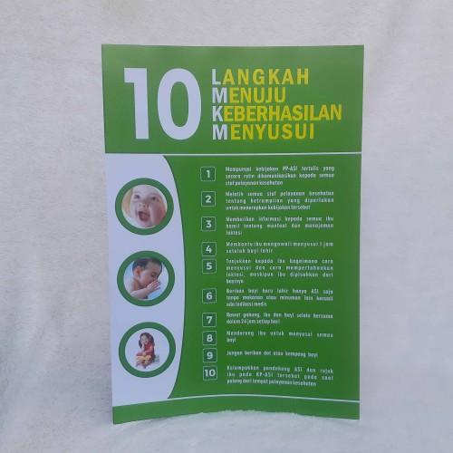 Foto Produk Poster 10 LMKM dari Syafana