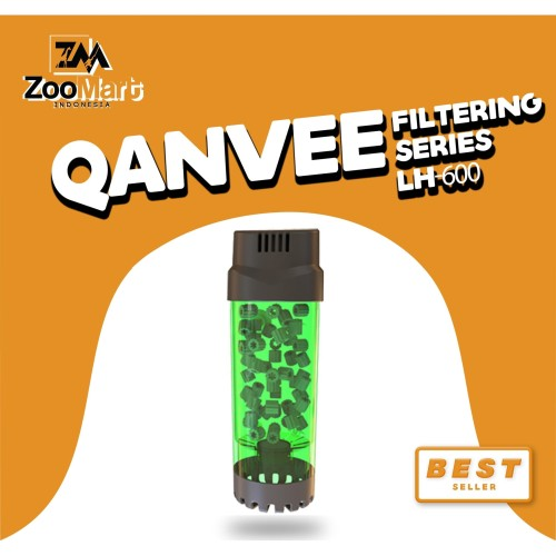 Foto Produk Qanvee LH-600 / Fluidized / Kaldness dari ZooMart