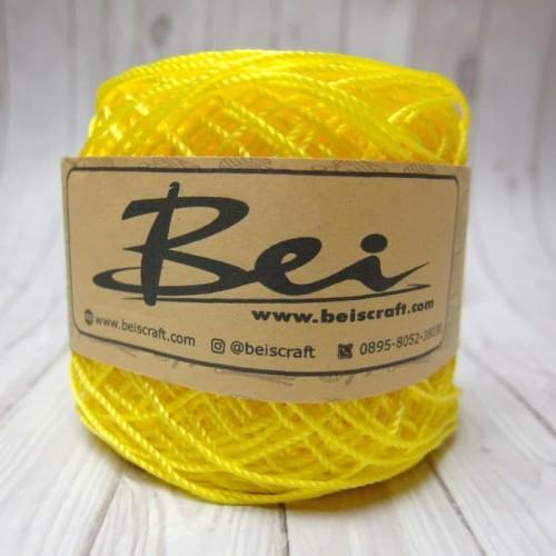 Foto Produk Benang Rajut Nilon / Nylon D27 Warna Kuning Kenari dari RT 04 Shop