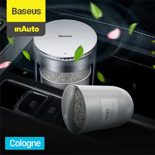 Foto Produk BASEUS MINIMALIST CAR AIR FRESHENER PEWANGI MOBIL PARFUM MOBIL - Refill Cologne dari Baseus Auto Life