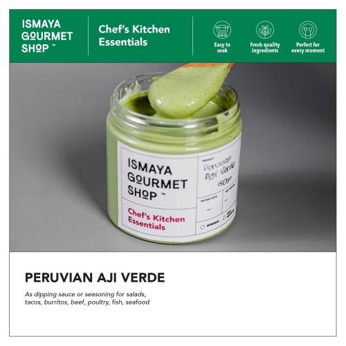 Foto Produk Ismaya Kitchen Essential: CONDIMENTS- Peruvian Aji Verde 150GR dari Ismaya Gourmet Shop