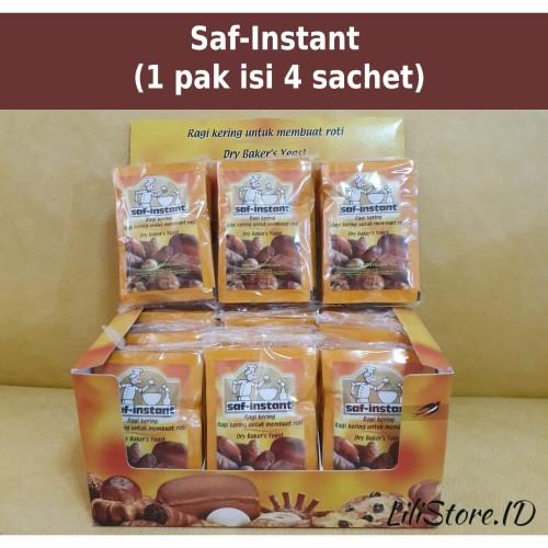 Foto Produk Saf Instant (1 pak isi 4 sachet) dari LiliStore.ID