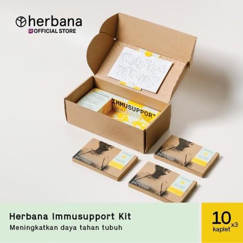 Foto Produk Herbana Immusupport Kit dari HERBANA