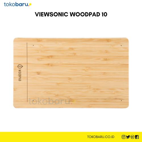 Foto Produk Drawing Tablet ViewSonic WoodPad 10 dari Kohen Store