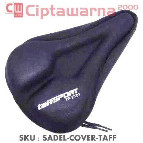 Foto Produk Pelindung Penutup Sarung Cover Jok Sadel Sepeda MTB TAFFSPORT Hitam dari Cipta Warna