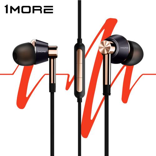Foto Produk 1MORE Triple Driver In-Ear Earphones - E1001 - silver dari 1MORE Official Store