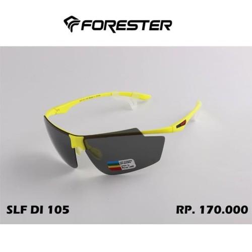 Foto Produk Forester SLF-DI 105 Kacamata Sport anti UV - Polarized Single Set dari Forester Adventure Store