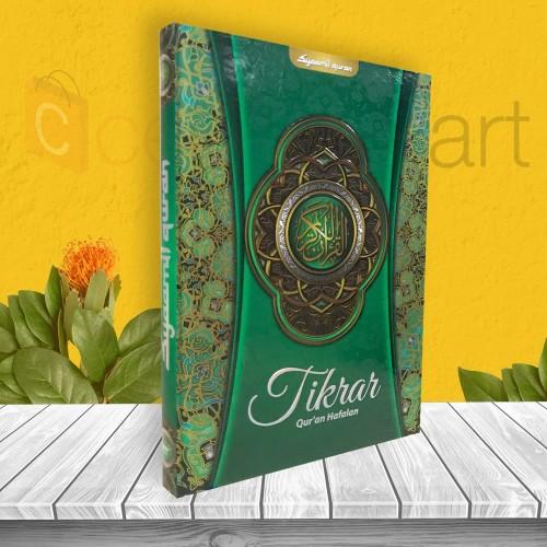 Foto Produk Al Quran Hafalan Tikrar Besar A4 dari cerdas media