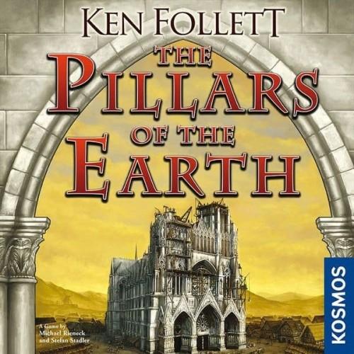 Foto Produk The Pillars of the Earth (Original) Board Game - TBG dari Toko Board Game