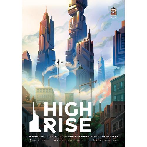 Foto Produk High Rise (Original) Board Game - TBG Board Game Store dari Toko Board Game