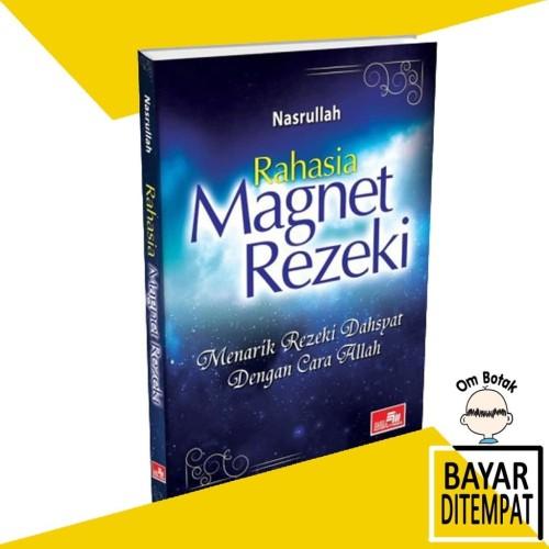 Foto Produk (Baru) Buku Rahasia Magnet Rezeki . Nasrullah dari Om Botak