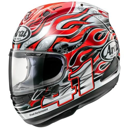 Foto Produk Arai SNI RX7X HAGA Original Helm Full Face - Red - M dari Arai Indonesia