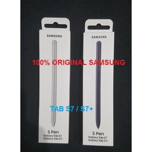 Foto Produk SAMSUNG Stylus S Pen Galaxy Tab S7 S7+ Plus Original Pack Box - Hitam dari Pasti Original Asli