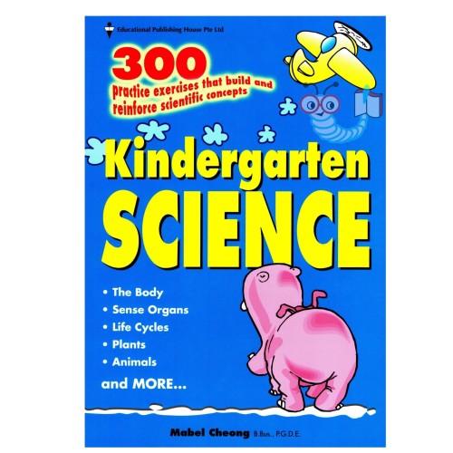 Foto Produk 300 kindergarten Science dari Little Bookworm