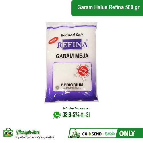 Foto Produk Garam Halus Refina 500gr dari ghaniyah-store