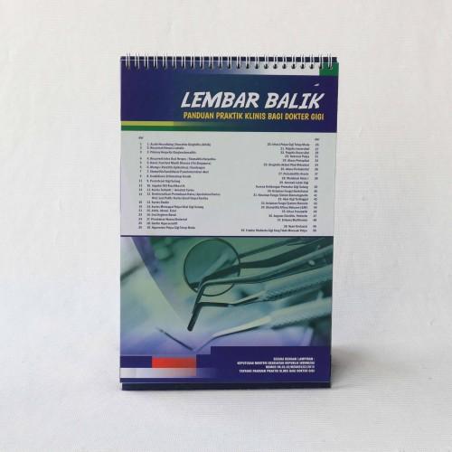 Foto Produk Promo Lembar Balik Panduan Praktik Dokter Gigi dari Syafana