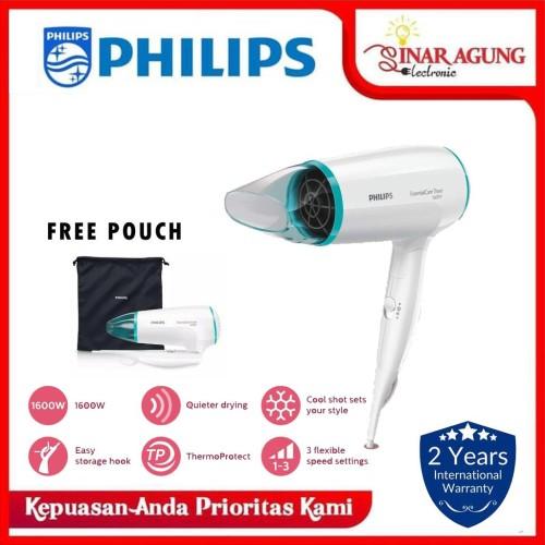 Foto Produk Philips Hair Dryer Pengering Rambut BHD006/00 - GARANSI RESMI dari sinar agung electronic