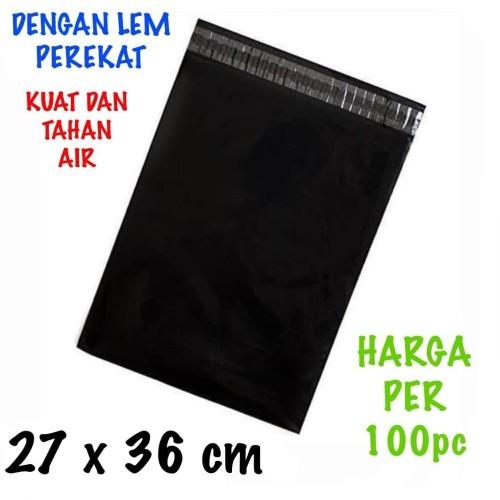 Foto Produk Kantong plastik online amplop plastik online polymailer +lem uk 27x36 dari juragan kado