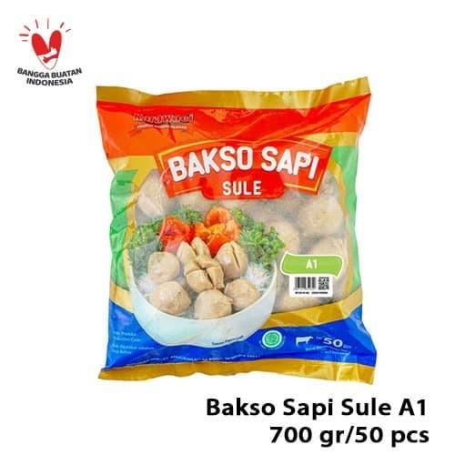 Foto Produk Bakso Sapi Sule A1 - Baso Karawaci dari Baso Karawaci