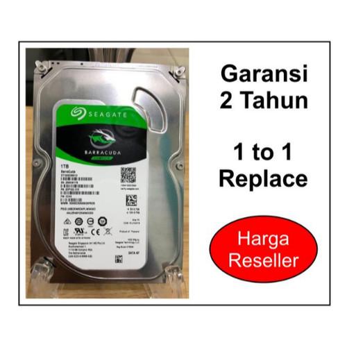 Foto Produk Seagate Barracuda HDD 3.5inch 1TB Hardisk internal for PC dari Jaya Distribusi