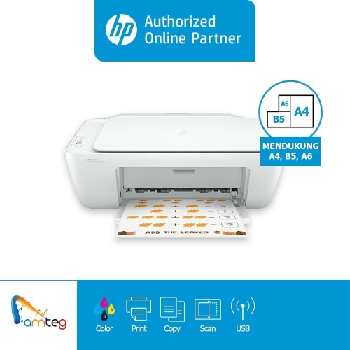 Foto Produk HP Printer DeskJet Ink Advantage 2336 dari GROSIRIA OFFICIAL STORE