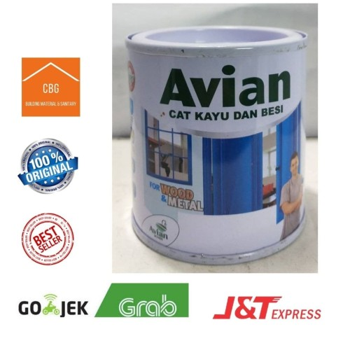 Foto Produk CAT AVIAN 100 CC dari CAHAYA BARU GROUP