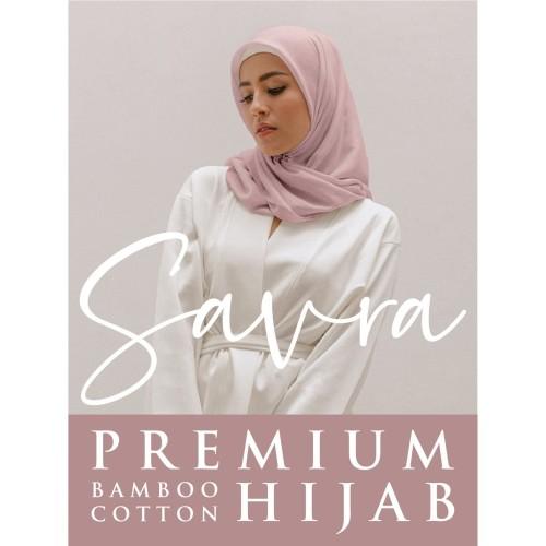 Foto Produk Savra Hijab Bamboo Basic Premium - Soft Pink dari TDC Variasi