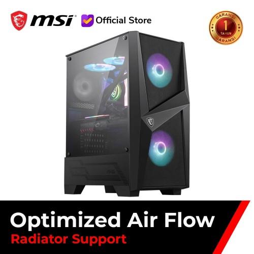 Foto Produk MSI MAG FORGE 100R [ATX] dari MSI Shop ID