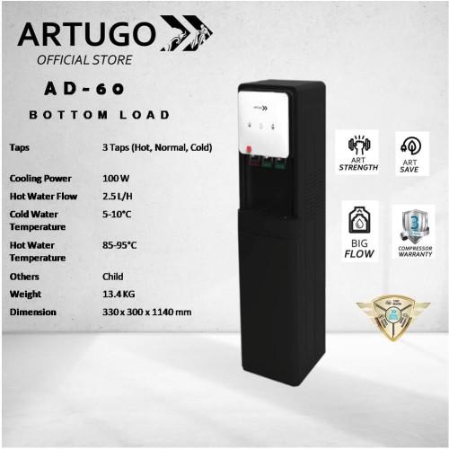 Foto Produk Bottom-Load Water Dispenser ARTUGO AD 60 dari ARTUGO official store