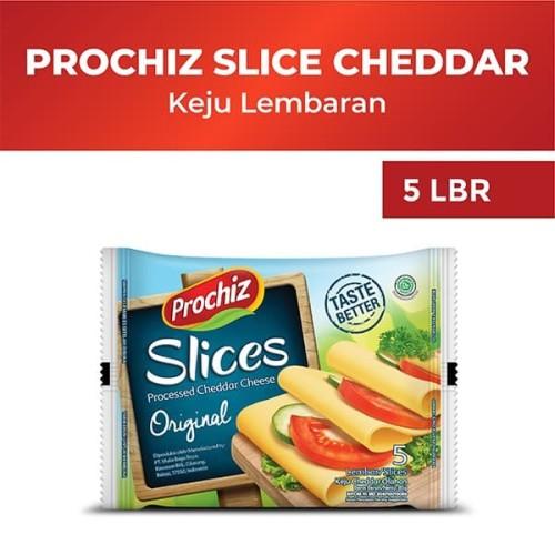 Foto Produk Prochiz Cheddar Slices 5'S dari Diamond Supermarket