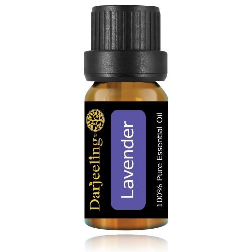 Foto Produk Lavender Essential Oil / Minyak Lavender 100% Alami - 10ml dari Darjeeling Store
