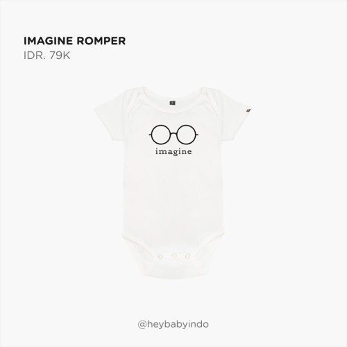 Foto Produk Hey Baby Imagine Romper Jumper Anak Bayi - 9-12m dari Hey! Baby